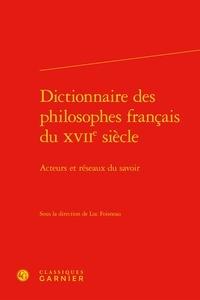 Histoiresdenlire.be Dictionnaire des philosophes français du XVIIe siècle Image