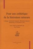 Luc Fraisse et  Collectif - .