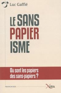 Coachingcorona.ch Le Sanspapiérisme - Où sont les papiers des sans-papiers ? Anatomie d'une manipulation Image