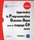 Luc Gervais - Apprendre la programmation orientée objet avec le langage C#.
