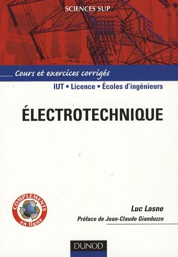 Luc Lasne - Electrotechnique.