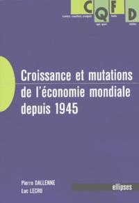 Luc Lecru et Pierre Dallenne - .