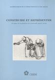Luc Lismont et Nicolas Rouche - Construire et représenter - Un aspect de la géométrie de la maternelle jusqu'à 18 ans.