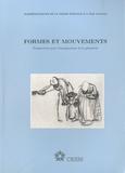 Luc Lismont et Nicolas Rouche - Formes et mouvements - Perspectives pour l'enseignement de la géométrie.
