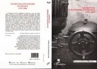Luc Marco - Les revues d'économie en France - Genèse et actualité, 1751-1994, [actes du colloque, Toulouse, 9 juin 1995].
