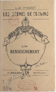 Luc Mégret - Un renseignement.