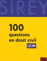 Luc-Michel Nivôse et Isabelle Bufflier - 100 Questions en droit civil.