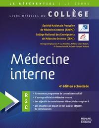 Luc Mouthon et Fleur Cohen Aubart - Médecine interne - R2C.