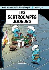 Luc Parthoens et Thierry Culliford - Les Schtroumpfs Tome 23 : Les Schtroumpfs joueurs.