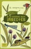 Luc Passera - A la chasse aux insectes.