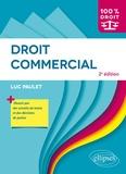 Luc Paulet - Droit commercial.
