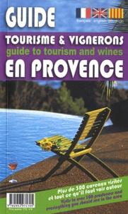Luc Poulain d'Andecy - Guide Tourisme et vignerons en Provence.