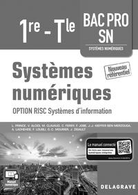 Deedr.fr Systèmes numériques option RISC systèmes d'information 1re-Tle Bac Pro SN - Livre du professeur Image