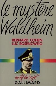 Luc Rosenzweig et Bernard Cohen - .