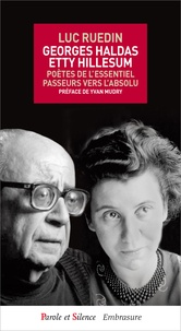 Accentsonline.fr Georges Haldas, Etty Hillesum - Poètes de l'essentiel, passeurs vers l'absolu Image