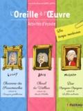Luc Saint-James et Guillaume Saint-James - Les temps modernes. 1 CD audio