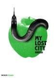 Luc Sante - My lost city.