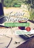Luc Tredez et David Delbarre - Le cahier de vacances pour les écoles d'ingénieurs.