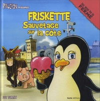 Luc Turlan - Friskette - Sauvetage sur la côte.
