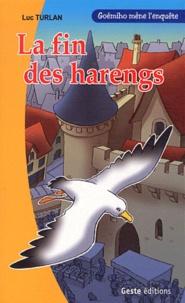 Luc Turlan - Goémiho mène l'enquête  : La fin des harengs.