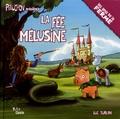 Luc Turlan - La fée Mélusine.