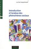 Luc Van Campenhoudt - Introduction à l'analyse des phénomènes sociaux.