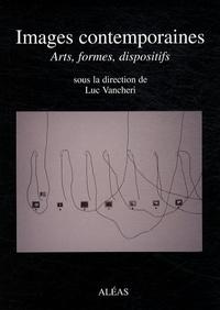 Luc Vancheri - Images contemporaines - Arts, formes, dispositifs.