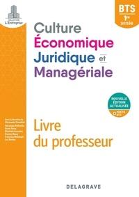 Luc Verdier et Elizabeth Gonzalez - Culture économique, juridique et managériale CEJM 1re année BTS 2020.