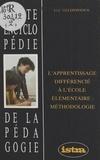 Luc Villepontoux - L'apprentissage différencié à l'école élémentaire : méthodologie.