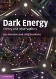 Luca Amendola et Shinji Tsujikawa - Dark Energy - Theory and Observations.