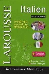 Luca Basili et Chloé Bourbon - Mini dictionnaire français-italien, italien-français.