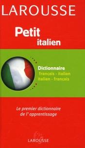 Luca Basili et  Collectif - Petit dictionnaire français-italien italien-français.