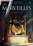 Luca Blengino et Stefano Andreucci - Les 7 Merveilles  : La statue de Zeus, 432 avant J-C.