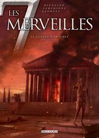 Luca Blengino et Antonio Sarchione - Les 7 Merveilles Tome 4 : Le Temple d'Artémis - 356 av. J.-C..