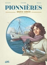 Luca Blengino et Nathaniel Legendre - Pionnières - Anita Conti.