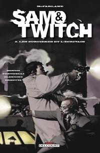 Luca Blengino et Brian Michael Bendis - Sam and Twitch T02 - Les Sorcières et l'écrivain.
