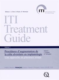 Luca Cordaro et Hendrik Terheyden - Procédures d'augmentation de la crête alvéolaire en implantologie - Une approche en plusieurs temps.