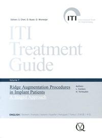 Luca Cordaro et Hendrik Terheyden - Ridge Augmentation Procedures in Implant Patients - A Staged Approach.