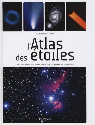Luca Parravicini et Luigi Viazzo - L'Atlas des étoiles.