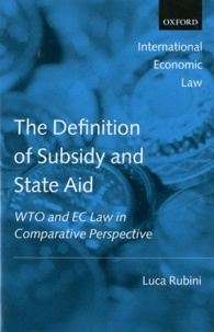 The Definition of Subsidy and State Aid : WTO and EC Law in Comparative Perspective.pdf