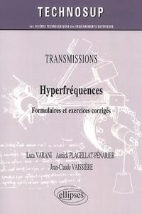 Hyperfréquences - Formulaires et exercices corrigés.pdf