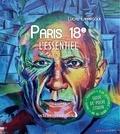 Lucas Lahargoue - Paris 18e - L'essentiel. 1 Plan détachable