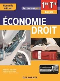Lucas Sanz Ramos et Anne Boulay - Economie droit 1re, Tle Bac Pro.