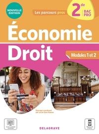Lucas Sanz Ramos - Economie Droit 2de Bac Pro - Modules 1 et 2.