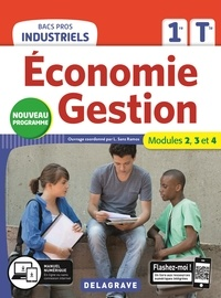 Lucas Sanz Ramos - Economie Gestion 1re Tle Bacs Pros industriels - Modules 2, 3 et 4.