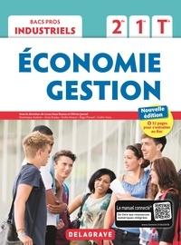 Lucas Sanz Ramos et Olivier Januel - Economie Gestion 2de, 1re, Tle BAC Pros industriels - Pochette élève.