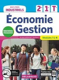 Lucas Sanz Ramos - Economie-Gestion 2de, 1re, Tle Bacs pros industriels - Modules 1 à 4.