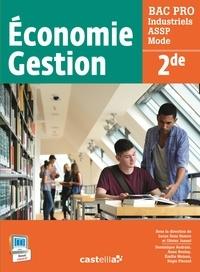 Lucas Sanz Ramos et Olivier Januel - Economie Gestion 2e Bac Pro industriels ASSP Mode.