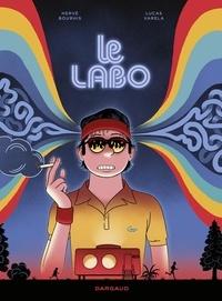 Lucas Varela et Hervé Bourhis - Le Labo.