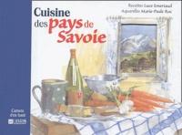 Luce Emeriaud - Cuisine des Pays de Savoie.